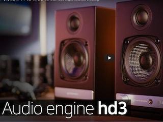 그냥 스피커 개봉하고 연결하는 영상, Audio engine hd3, Just Unboxing.