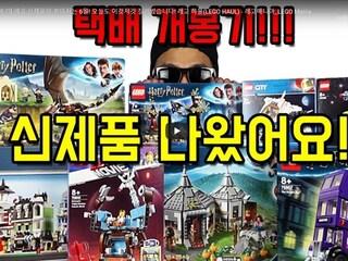 [택배 개봉기] 레고 신제품이 쏟아지는 6월! 오늘도 이것저것 질러봤습니다! 레고 하울(LEGO HAUL)