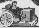 장애인 차량의 역사