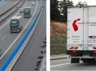 소프트뱅크, 5G 통신으로 트럭 대열 주행 성공