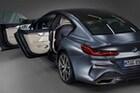 BMW, 8시리즈 그란쿠페 공개..포르쉐 파나메라와 경쟁