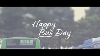 버스 하차벨을 눌렀더니, 시민 목소리가...?!