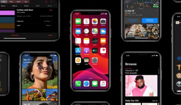 \'iOS 13\'은 얼마나 달라졌나?