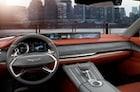 제네시스 SUV GV80, 유럽시장 진출 계획..BMW X5와 경쟁