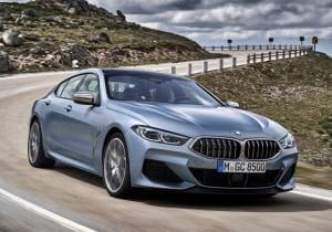 완전 공개된 BMW 8시리즈 그란 쿠페