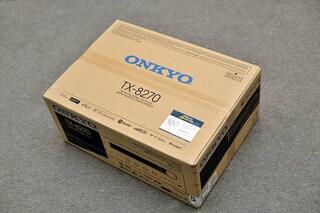 온쿄 고음질 네트워크 하이파이 리시버 TX-8270이 추가  입고 되었습니다.