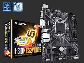 피씨디렉트, DDR3 메모리 사용 할 수 있는 '기가바이트 메인보드 H310M...