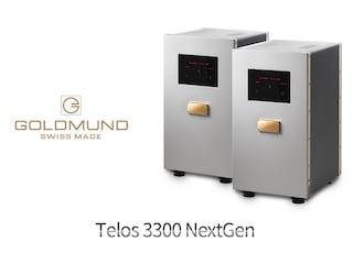 [리뷰] 파워 앰프의 진정한 이상을 구현하다 Goldmund Telos 3300 NextGen