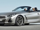 직선적 유기형 디자인의 BMW 신형 Z4