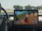테슬라, 차량 내에서 즐길 수 있는 레이싱 게임 업데이트