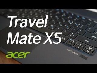 초경량 비즈니스 노트북, 에이서 트래블메이트 X5 가이드 [4K]