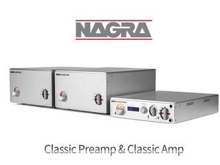 [리뷰]어느새 반해버리게 되는 재생음을 보여주는 Nagra Classic Preamp & Classic Amp