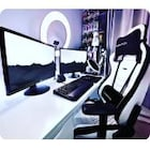 나만의 스튜디오를 꾸미자...유튜버, BJ 위한 책상 위 방송 도우미 장비