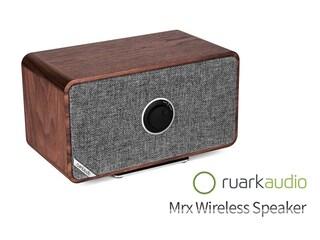 [리뷰] 심플 & 럭셔리 홈 오디오 Ruark Audio MRx Wireless Speaker