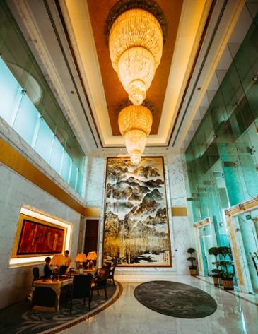 차라리 꿈이길, 샹그릴라 호텔 싱가포르