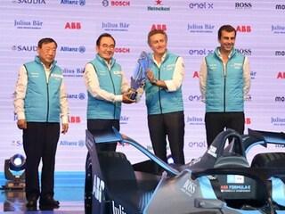 포뮬러 E 서울 E-Prix 2020 개최 기념 기자간담회.