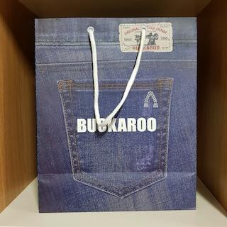 버커루 남성 10수 데미지 v 넥 티셔츠 B192Z4045P