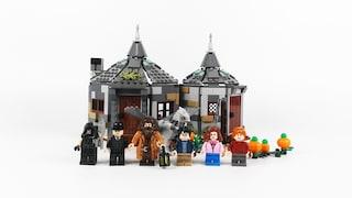 [레고 75947] 해그리드의 오두막 벅비크의 구조(Hagrid's Hut Buckbeak's Rescue)