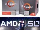 AMD 50주년 중심에서 외친 완전 경쟁, 라이젠 7 3700X와 라이젠 9 3900X