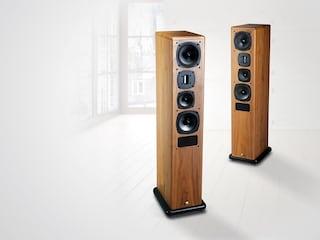 [리뷰] 46년 업력이 고스란히 묻어난 성숙한 음 - Castle Acoustics Avon1 & 4