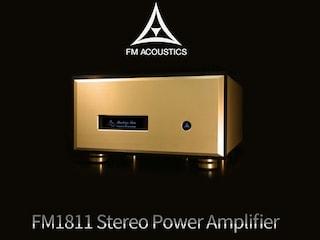 [리뷰] 단독 출격이 가능한 2옴 1600W의 기함 FM Acoustics FM1811 Stereo Power Amplifier