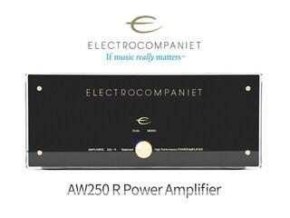 [리뷰] 관건은 결국 스피드와 디스토션이다 Electrocompaniet AW250 R Power Amplifier