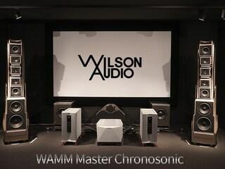 [리뷰] 45주년에 아로새긴 역사적 이정표 Wilson Audio WAMM Master Chronosonic
