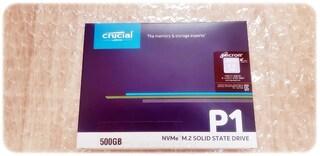 마이크론 Crucial P1 M.2 2280 대원CTS(500GB) 사용기2 : 성능편