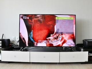 55인치 4K UHD TV 이엔티비 EN-SL550U 가성비 추천 이유