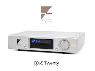 [리뷰] 압도적인 투명함과 세련된 재생음을 자랑하는 Ayre QX-5 Twenty DAC