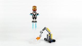 [레고 30452] 아이언맨 더미(Iron Man and Dum-E)