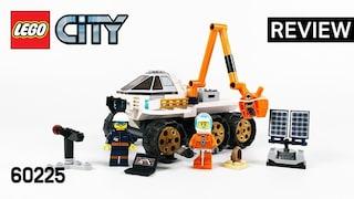 레고 시티 60225 로버 테스트 드라이브(LEGO City Rover Testing Drive)