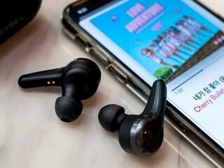 Bluecom DECIBEL BCS-T90, 국산 블루콤 완전 무선 이어폰 측정 리뷰