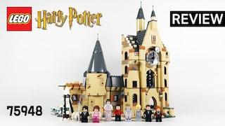 레고 해리포터 75948 호그와트 시계 타워(Harry Potter Hogwarts Clock Tower)  리뷰_Review_레고매니아_LEGO Mania