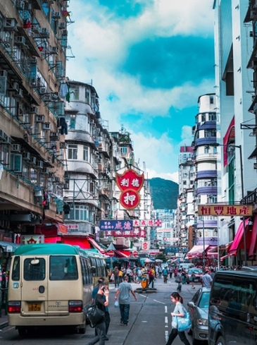 알면 놀라는 홍콩 일상 여행, 삼수이포