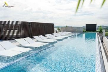 [HOTEL] 하늘과 바다를 잇다, 호텔 마리나베이서울