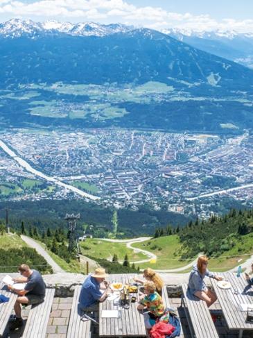 알프스에서 살아 볼래   Austria Alps