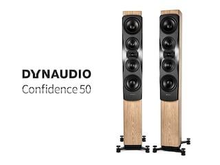 [리뷰] 다인오디오가 쌓아올린 시대적 성취 Dynaudio Confidence 50