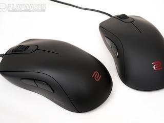 BenQ ZOWIE S1 / S2 eSports 게이밍 마우스 리뷰