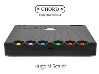 [리뷰] 디지털 오디오 재생 체인의 게임 체인저 Chord Electronics Hugo M Scaler