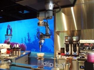카페봇(Café.bot) 성수점 오픈 미디어 데이