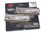 안전하게 3200MHz 달성, PATRIOT DDR4 8G PC4-25600 CL16 VIPER STEEL