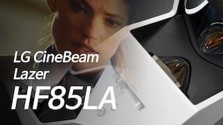 2019 LG 레이저 시네빔 HF85LA 영상 클립 [4K]