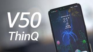 """""""5G는 스마트폰"""" LG V50 ThinQ + 듀얼스크린 개봉기 [4K]"""