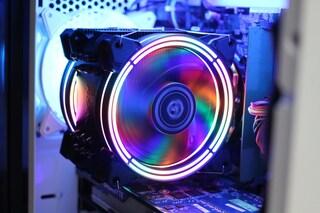 2개의 RGB팬, 6개 히트파이프, 미친가성비 ALSEYE H120D 스카이디지탈