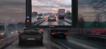ADAS 안전운전 시스템을 탑재한 커넥티드 아이로드T10시즌2