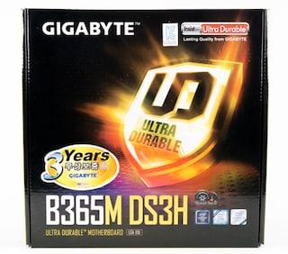 가성비메인보드 기가바이트 B365M 사용기