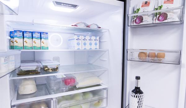 가성비 돋는 4도어 냉장고
