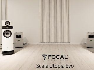 [리뷰] 왜 스칼라 에보에 마음이 쏠리는가? Focal Scala Utopia Evo