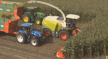 미국의 농업장비